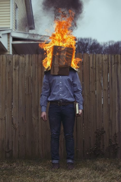 Christopher Ryan Mckenney photography surreal photoshop dark grim nightmare