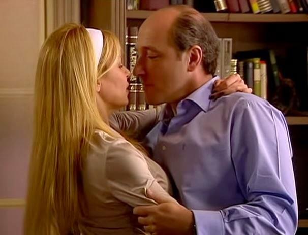 Ana Obregón y Roberto Álvarez, Ana y Fernando, parejas televisivas
