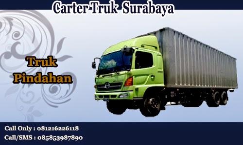 Carter Truk Pindahan Surabaya