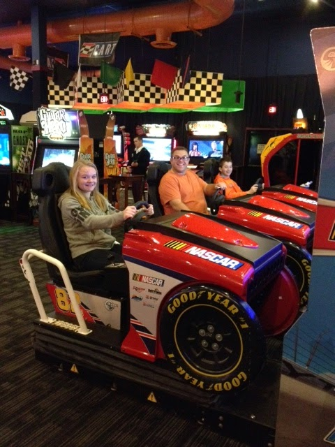 Dave and Busters Detroit Michigan