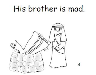 Faith Filled Freebies Joseph and