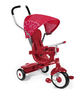 Radio Flyer 4-in-1 Trike Red
