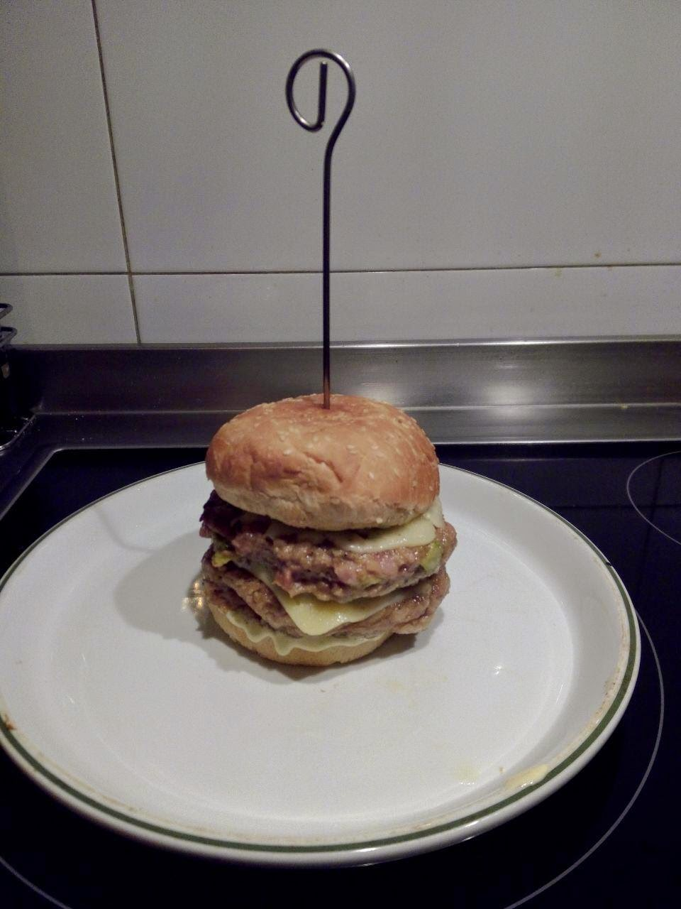 La mejor hamburguesa de Nueva York
