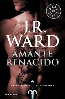 Amante renacido de J.R.Ward