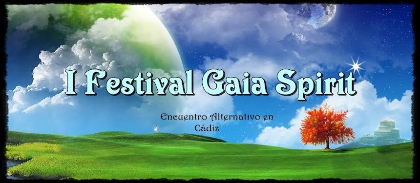 Jornada Gaia Spirit 2013. Festival gaia spirit en anayansi Cadiz. Encuentro gaiaspirit. Gaia Spirit