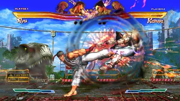 street fighter 7 game