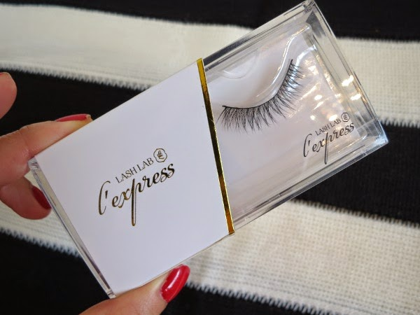 Vancouver and San Francisco-based Lash Lab's luxe strip lashes