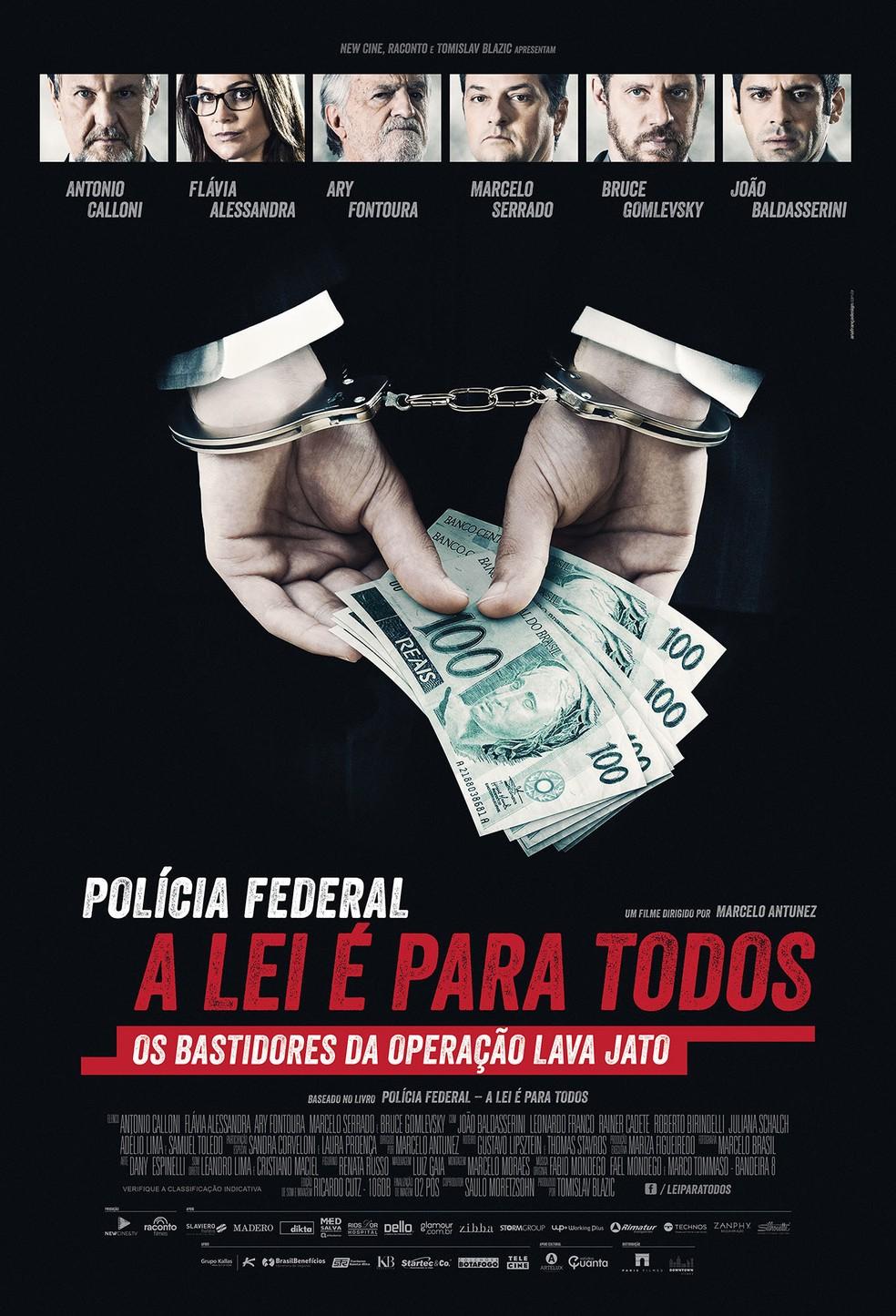 Polícia Federal: A Lei É para Todos 2017 Nacional