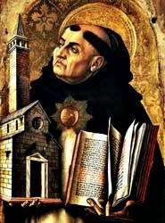 Santo Tomás de Aquino, Doctor de la Iglesia y Patrono de las Universidades