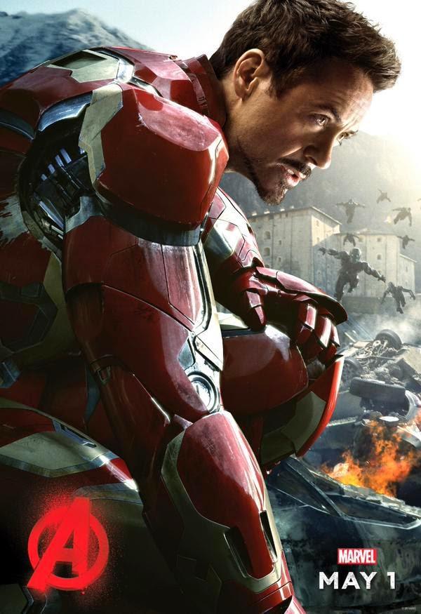 Iron Man BeritaSuperhero.Com