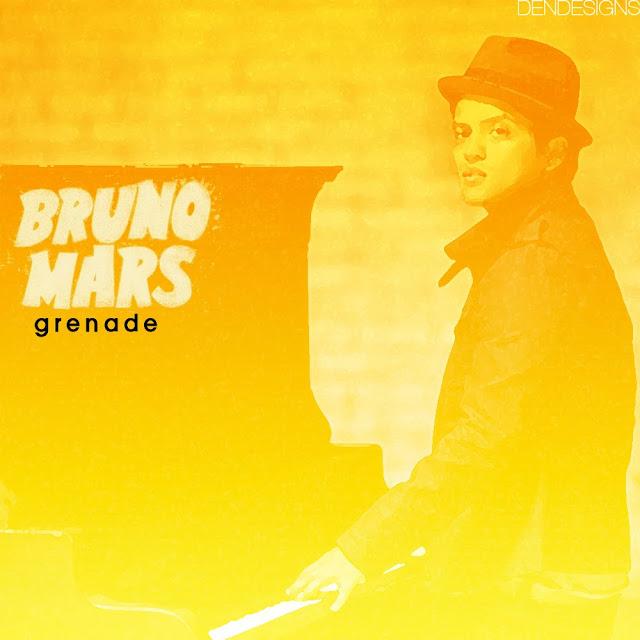 Lirik Lagu Dan Kunci Gitar Bruno Mars Grenade