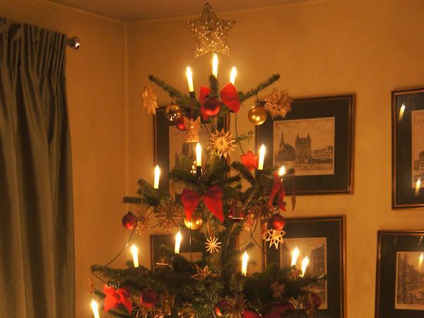 glutenfreies Weihnachten 2011