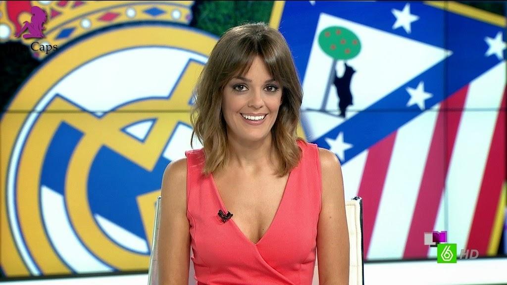 MARIA MARTINEZ, LA SEXTA DEPORTES (13.09.14)