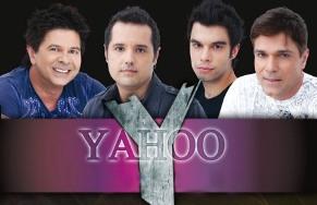 Banda Yahoo na trilha sonora da novela Sangue Bom