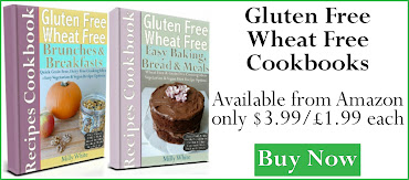 Gluten Free Wheat Free Cookbooks