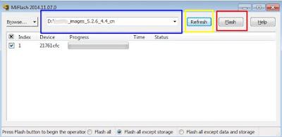 Xioami Official Update ROMs ( Fastboot ROMs )