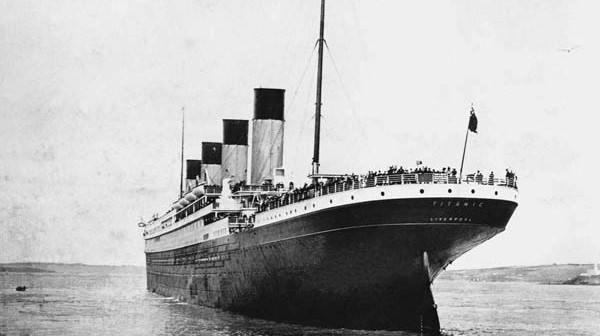 Titanic Sinking Conspiracy Titanic The Conspiracy