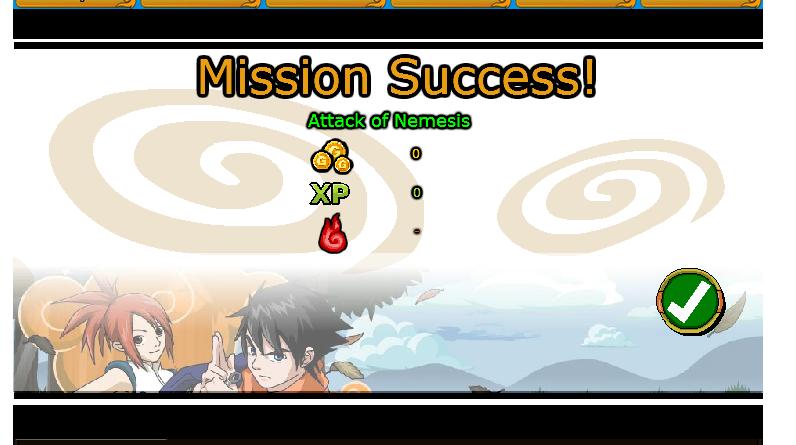 Cheat Ninja Saga Level 80 Sennin Exam Stage 1