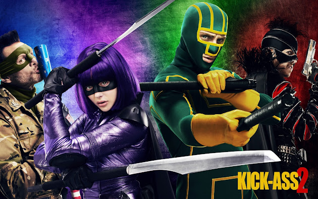 Pemain Kick-ass 2 Film
