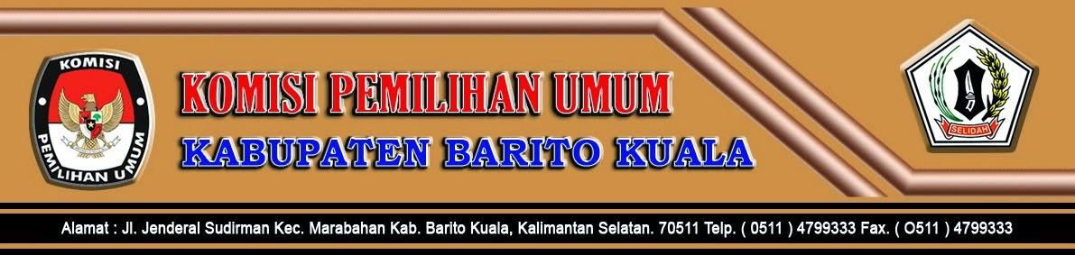 KPU KAB. BARITO KUALA