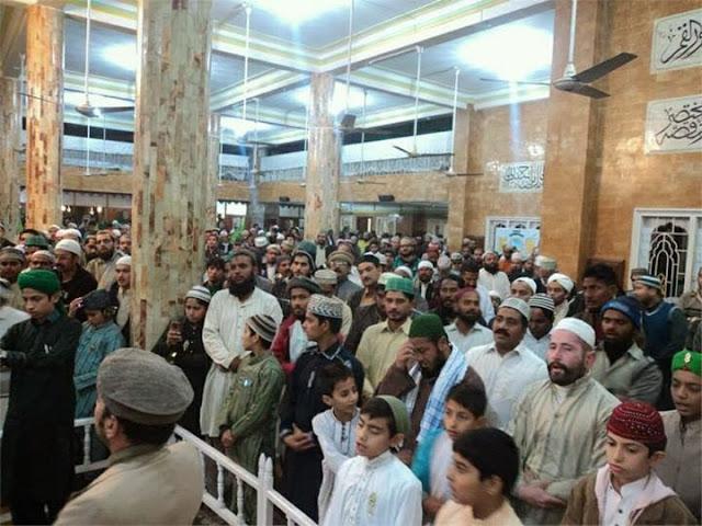 Rabi ul Awwal- Eid Meelaad un Nabee Speech Gulzaar e Habeeb Karachi allama kaukab noorani okarvi