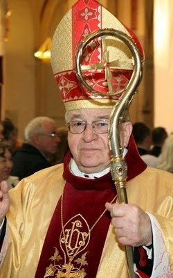 Biskup Adam Lepa Łódź