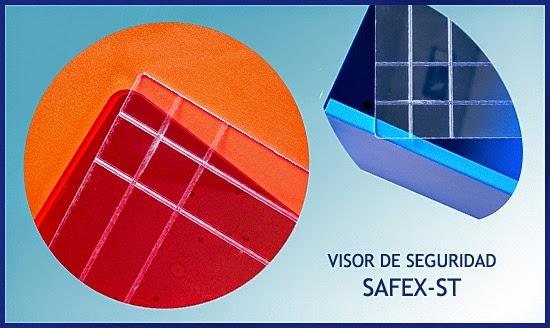 Cristales de seguridad SAFEXT-ST