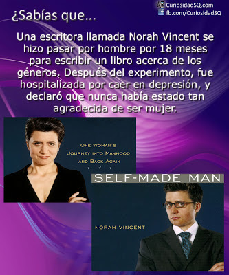 norah vincent self made man pdf