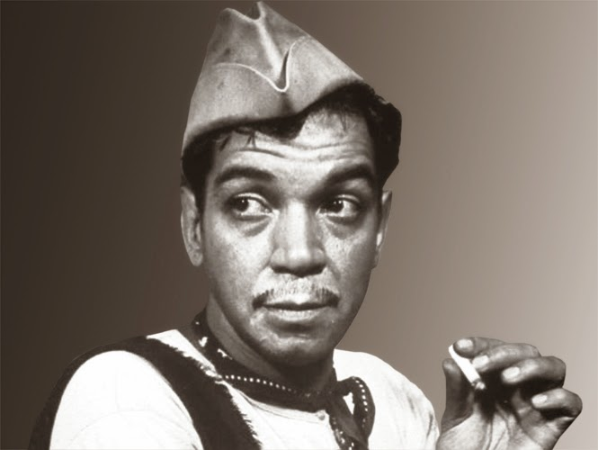 Mario Fortino Alfonso Moreno Reyes, known more casually as simply Mario Moreno, and known professionally as Cantinflas (August 12, 1911 – April 20, 1993), ...