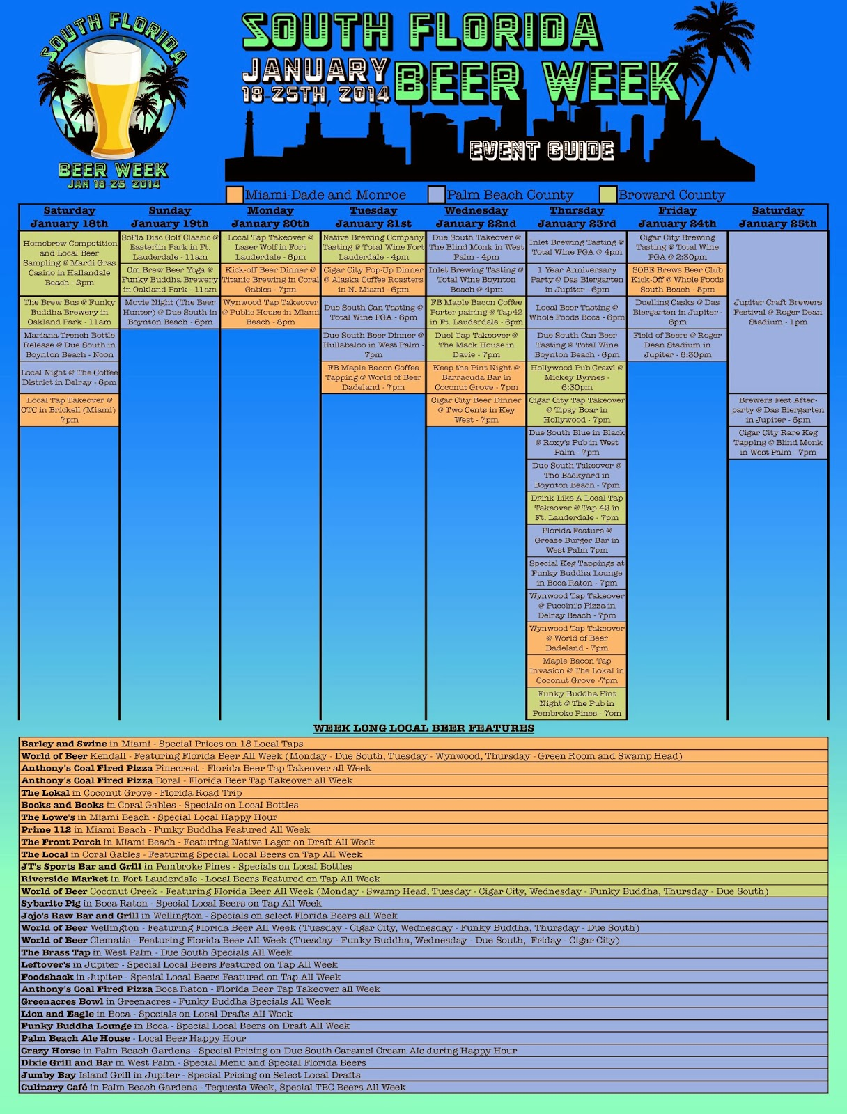 2014 Event Guide