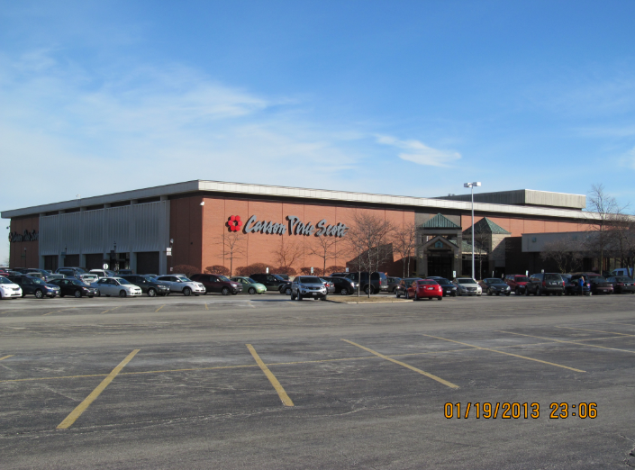 The Yorktown Center Mall Is A 1.5 Million Square Foot Enclosed Regional  Shopping Center Under A Half Hour Away From Chicago In The Suburb Of Lombard,  IL.