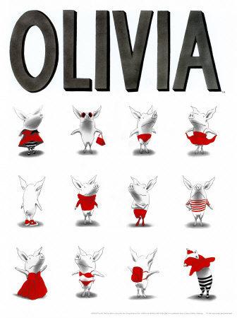 DIY Olivia Costume Tutorial