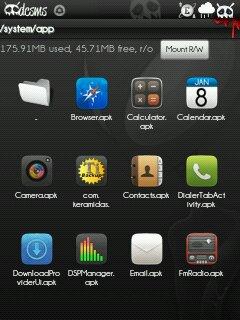 Galaxy SII Icons