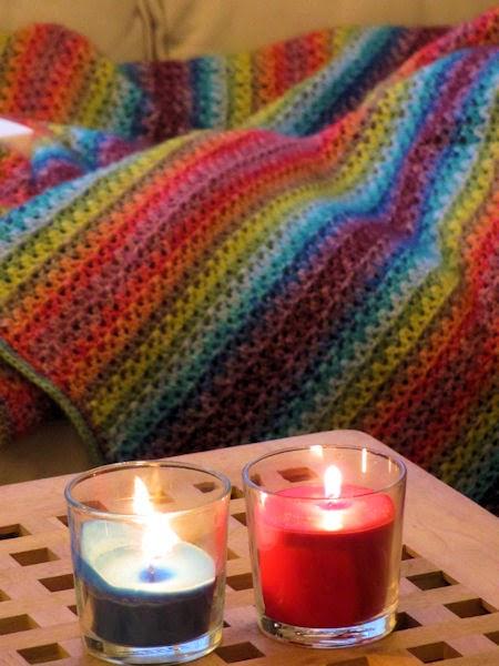 Warm en kleurrijk