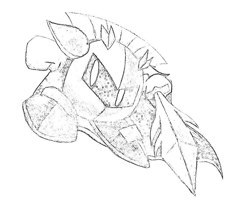 Meta Knight Sketch Temtodasas Meta Coloring Pages