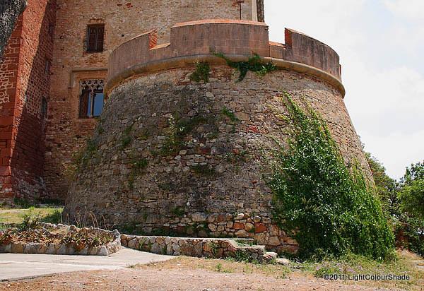 Ancient castle prison