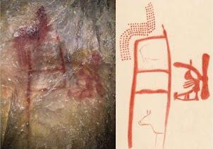 Néandertal : découverte en Espagne de peintures rupestres de 64 000 ans