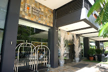 Walk With Cham Staycation Azumi Boutique Hotel Alabang