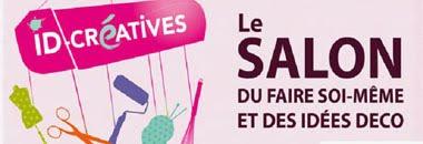 ID créatives à Lyon du 11 au 14 Octobre