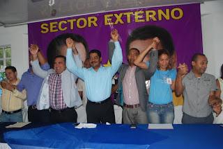 Movimientos apoyan aspiraciones Jesús Féliz y reelección Danilo Medina