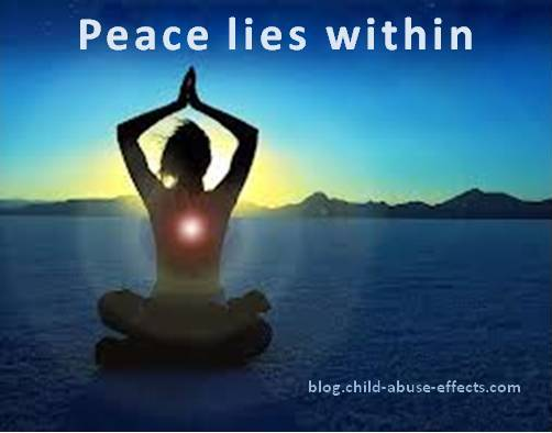 Peace Lies Within