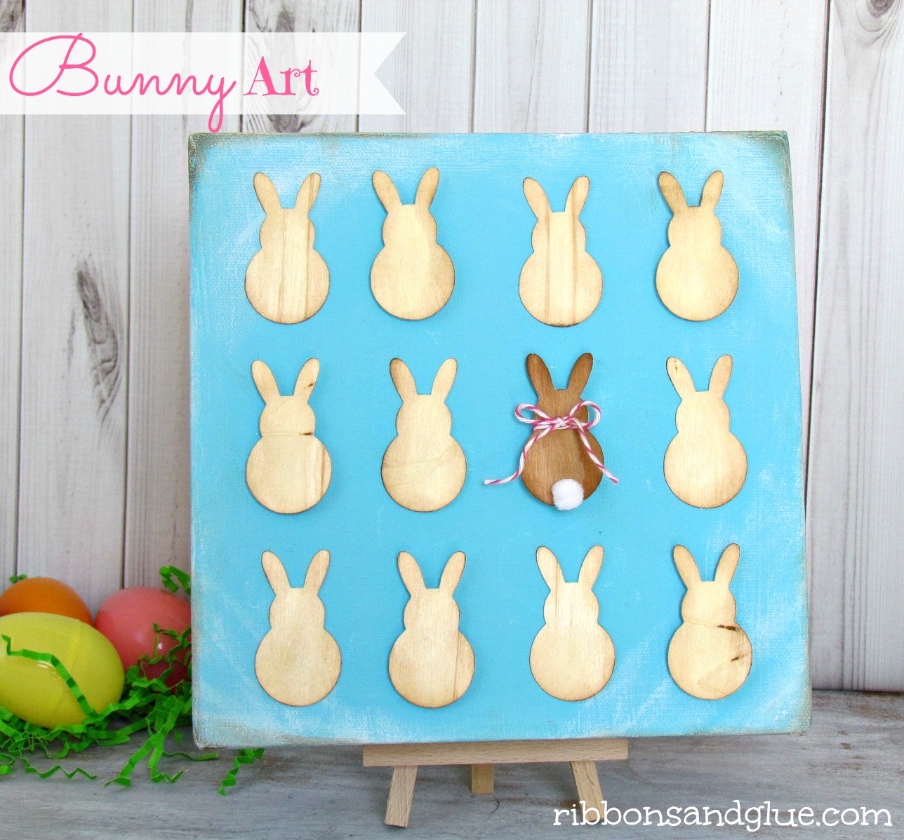 Bunny Art Canvas