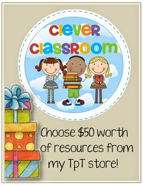 Win $50 worth of clever Classroom downloads via Clever Classroom's