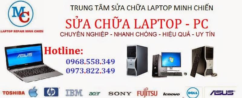 Laptop Minh Chiến