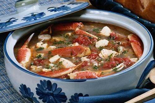 Resep Sup Kepiting Rajungan