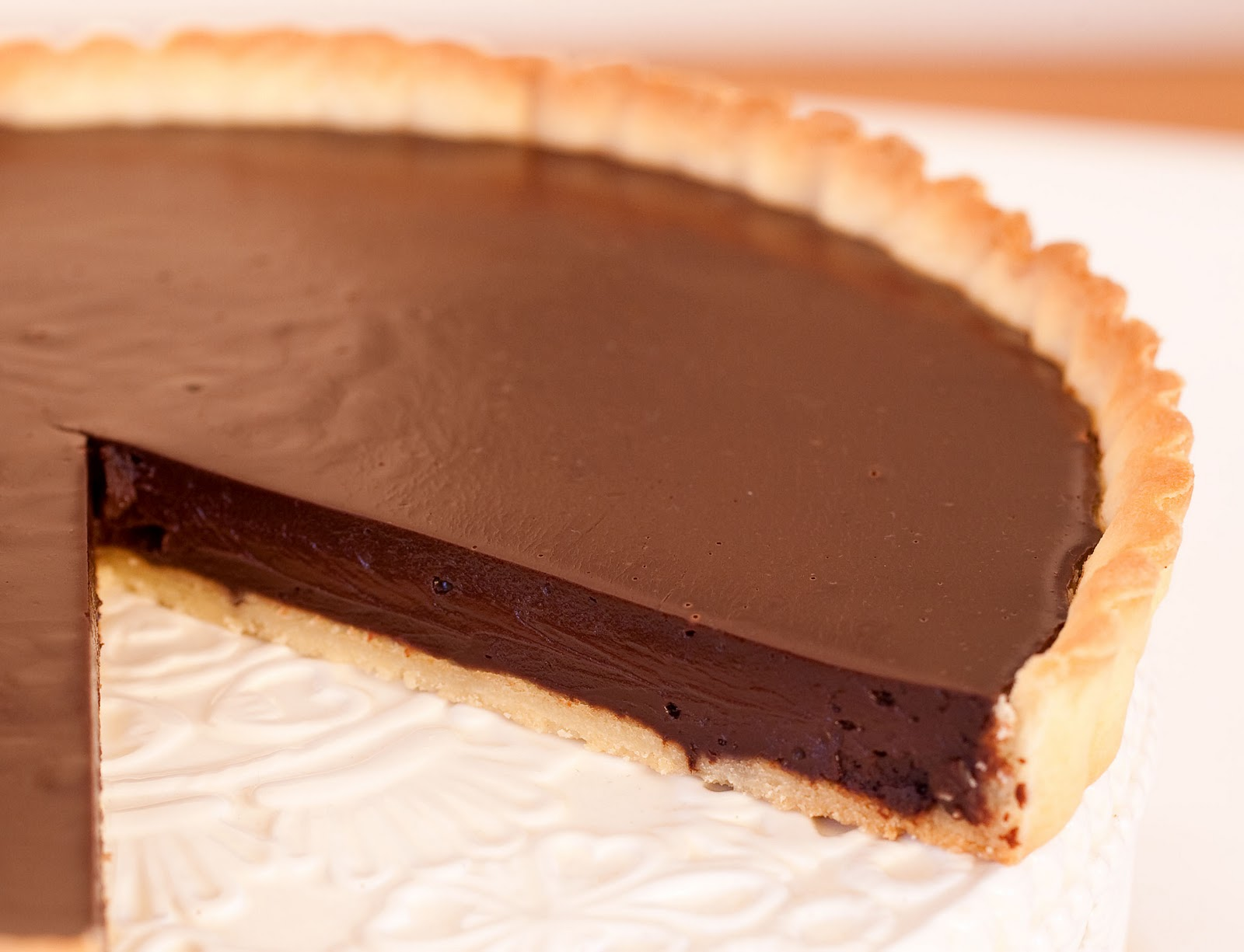 Tish Boyle Sweet Dreams: François Payard's Warm Chocolate Tart