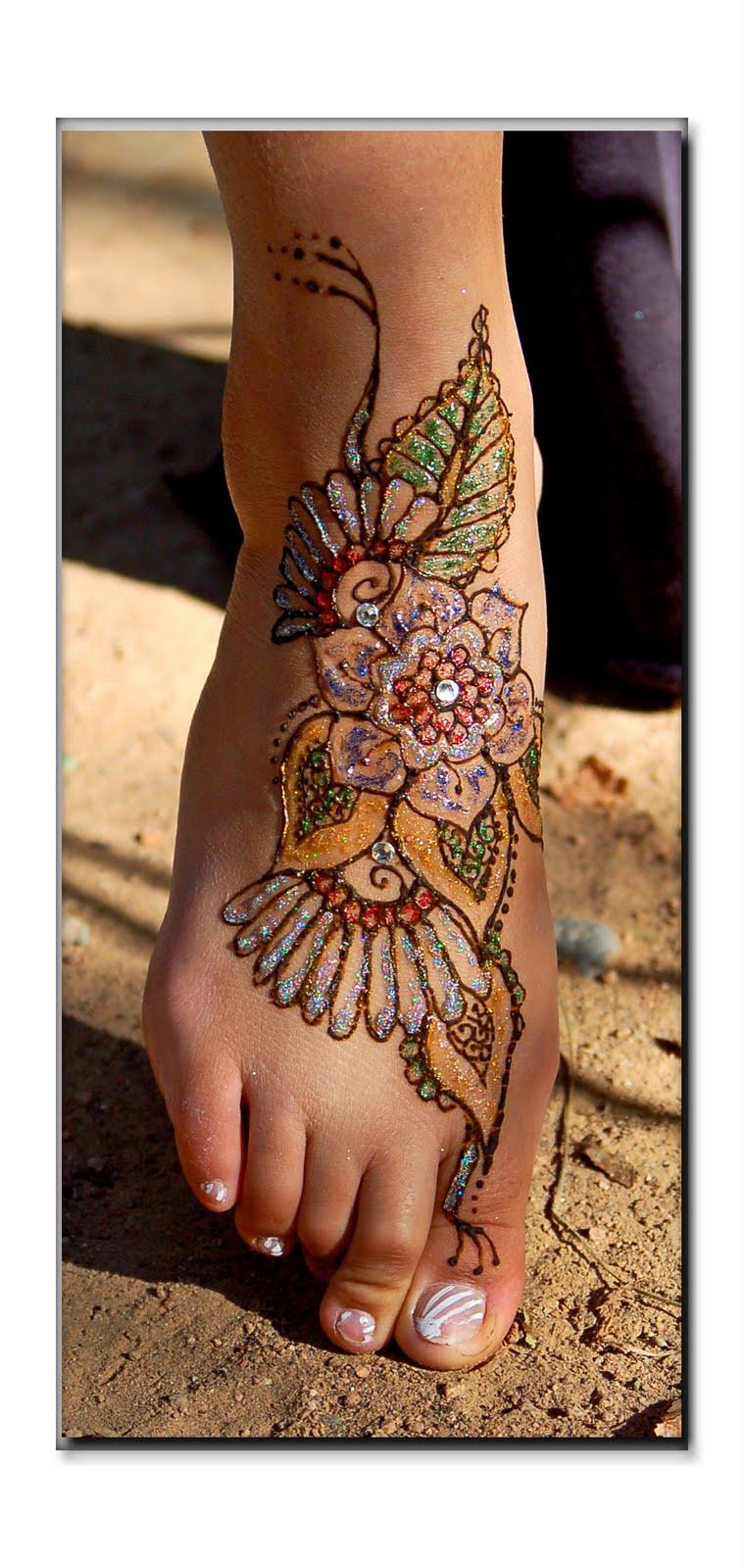 Henna Mehndi By La