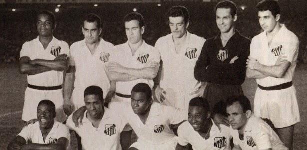 Melhor time do Santos da história