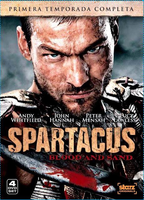Spartacus: Serie Completa [Temporada 1,2,3,4] [Latino/Ingles] [720p /1080p HD] [VH]