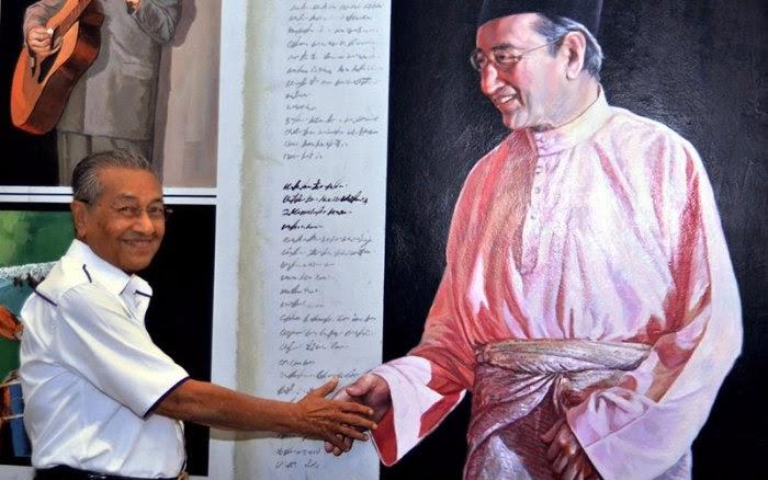 Tun Mahathir rasmi muzium seni 3D kedua terbesar di dunia